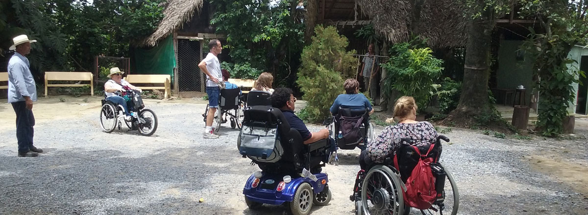 Cuba Tour for Handicapped Persons